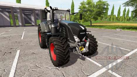 Fendt 948 Vario black edition v1.4 for Farming Simulator 2017