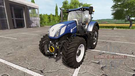 New Holland T7.290 heavy duty for Farming Simulator 2017