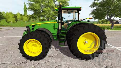 John Deere 8130 for Farming Simulator 2017