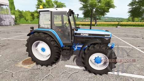 Ford 8340 for Farming Simulator 2017