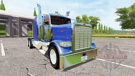 Peterbilt 379 for Farming Simulator 2017