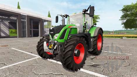 Fendt 720 Vario v1.02 for Farming Simulator 2017