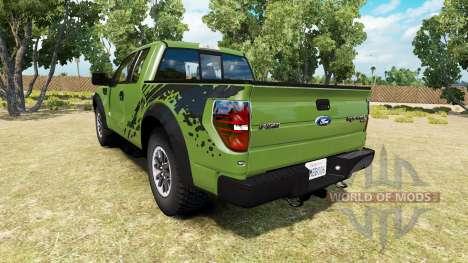 Ford F-150 SVT Raptor v1.6 for American Truck Simulator