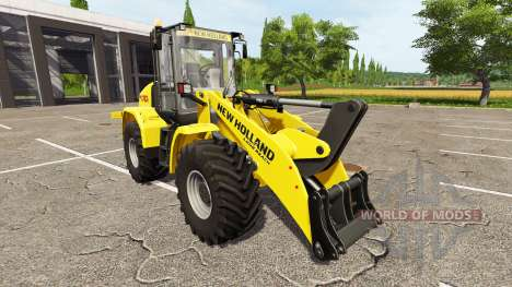 New Holland W170C for Farming Simulator 2017