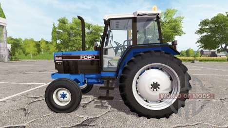 Ford 6640 for Farming Simulator 2017