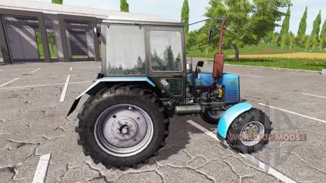 MTZ-Belarus 1025 v2.0 for Farming Simulator 2017