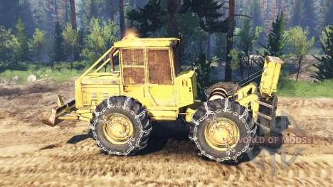 LKT 81 Turbo v2.0 for Spin Tires