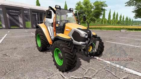 Lindner Lintrac 90 v1.4.1 for Farming Simulator 2017