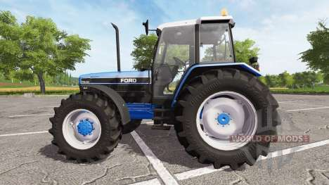 Ford 7840 for Farming Simulator 2017
