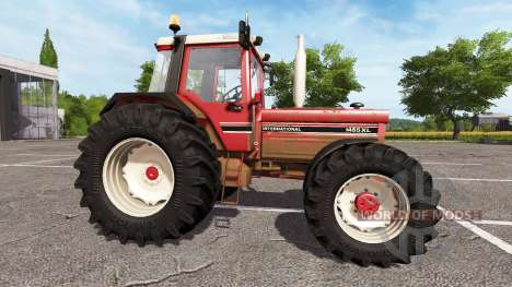 International 1455 XL for Farming Simulator 2017