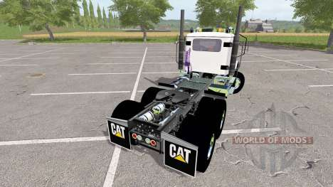 Caterpillar CT660 for Farming Simulator 2017