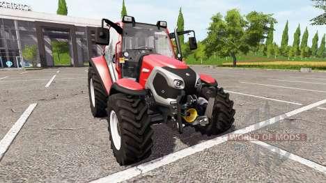 Lindner Lintrac 90 v1.1 for Farming Simulator 2017