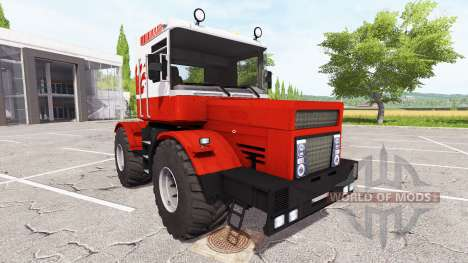 Kirovets Magnum М560 for Farming Simulator 2017