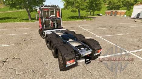 MAN TGS 18.440 10x6 for Farming Simulator 2017