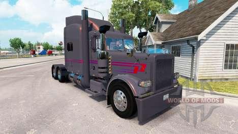 Skin Koliha Trucking for the truck Peterbilt 389 for American Truck Simulator