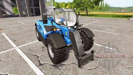 New Holland LM 7.42 for Farming Simulator 2017