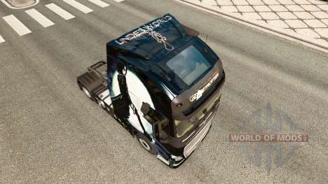 Underworld skin for Volvo truck for Euro Truck Simulator 2