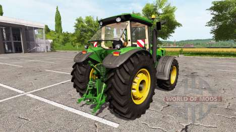 John Deere 8530 for Farming Simulator 2017