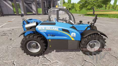 New Holland LM 7.42 v1.0.1 for Farming Simulator 2017