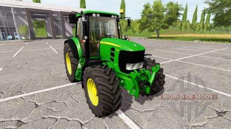 John Deere 7430 Premium for Farming Simulator 2017