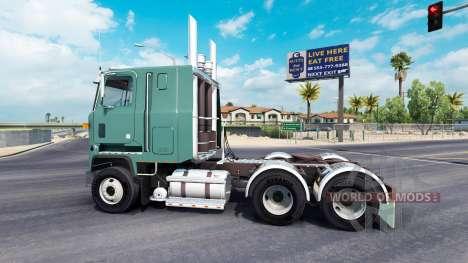 Mack MH Ultra-Liner v1.1 for American Truck Simulator