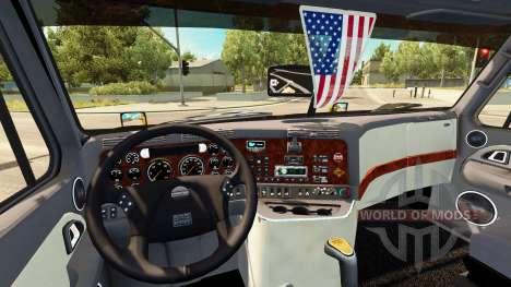 Freightliner Cascadia v2.1.3 for American Truck Simulator
