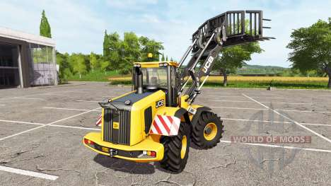 JCB 435S for Farming Simulator 2017