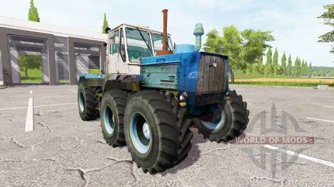 HTZ T-150K experimental for Farming Simulator 2017