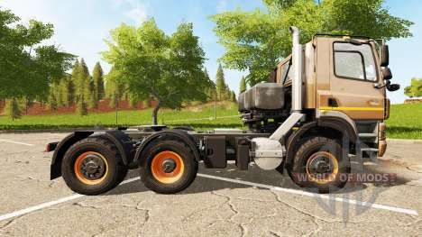 Tatra Phoenix T158 light addon for Farming Simulator 2017