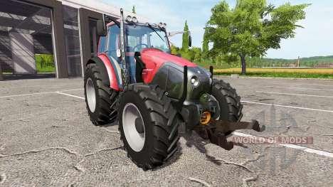 Linder Geotrac 64 for Farming Simulator 2017
