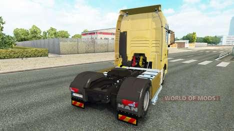 MAN TGX Euro 6 v4.0 for Euro Truck Simulator 2