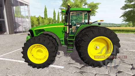 John Deere 8520 for Farming Simulator 2017