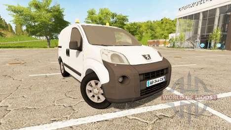 Peugeot Bipper v1.2 for Farming Simulator 2017