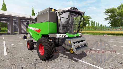 Fendt 6275L v1.0.0.1 for Farming Simulator 2017