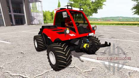 Reform Metrac H7 X 3B for Farming Simulator 2017
