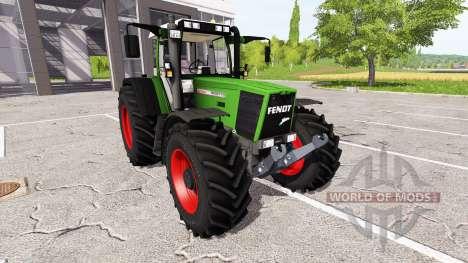 Fendt Favorit 926 Vario for Farming Simulator 2017