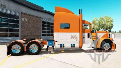 Peterbilt 389 v3.0 for American Truck Simulator