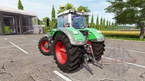 Fendt 1050 Vario v1.1 for Farming Simulator 2017