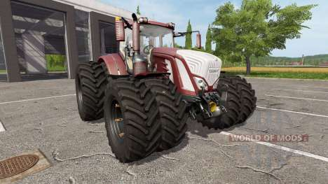 Fendt 955 Vario deluxe edition for Farming Simulator 2017