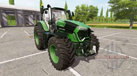 Deutz-Fahr 9290 TTV for Farming Simulator 2017