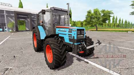 Eicher 2090 Turbo v1.1 for Farming Simulator 2017
