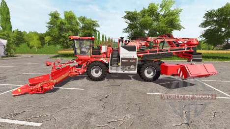 HOLMER Terra Felis 2 all varieties for Farming Simulator 2017