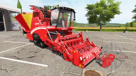 Grimme Maxtron 620 for Farming Simulator 2017