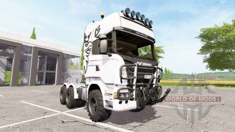 Scania R440 agro for Farming Simulator 2017