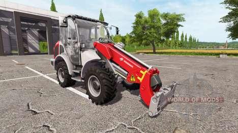Weidemann 3080 CX 80T for Farming Simulator 2017