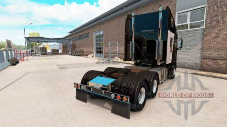 Freightliner Argosy v2.2.1 for American Truck Simulator