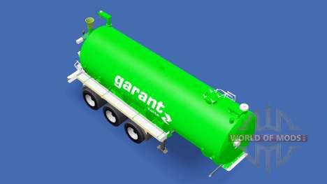 Kotte GARANT TSA 30000 for American Truck Simulator