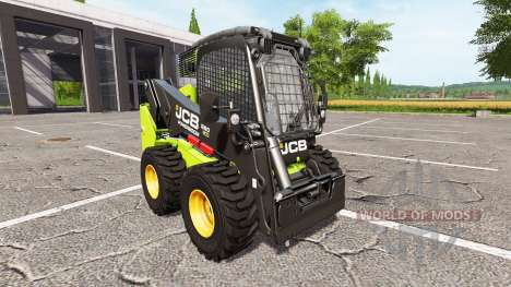 JCB 260 multicolor for Farming Simulator 2017