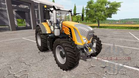 Fendt 927 Vario for Farming Simulator 2017