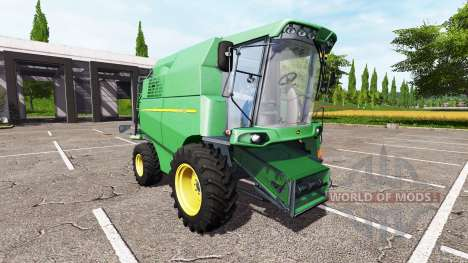 John Deere W330 for Farming Simulator 2017